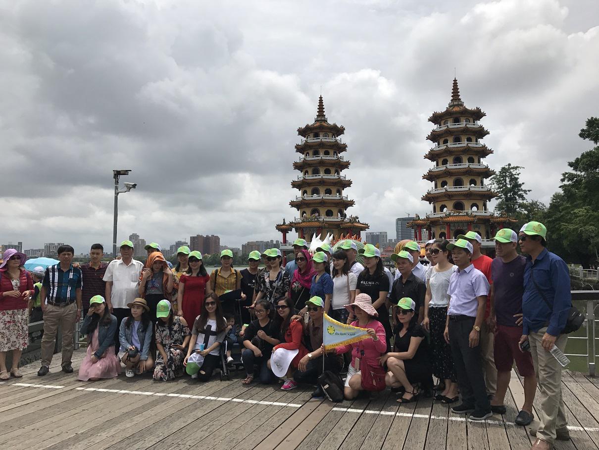 Lời cảm ơn của Đoàn công ty Vạn Xuân sau khi tham dự tour du lịch Đài Loan thành công tuyệt vời cùng Du Lich Xanh
