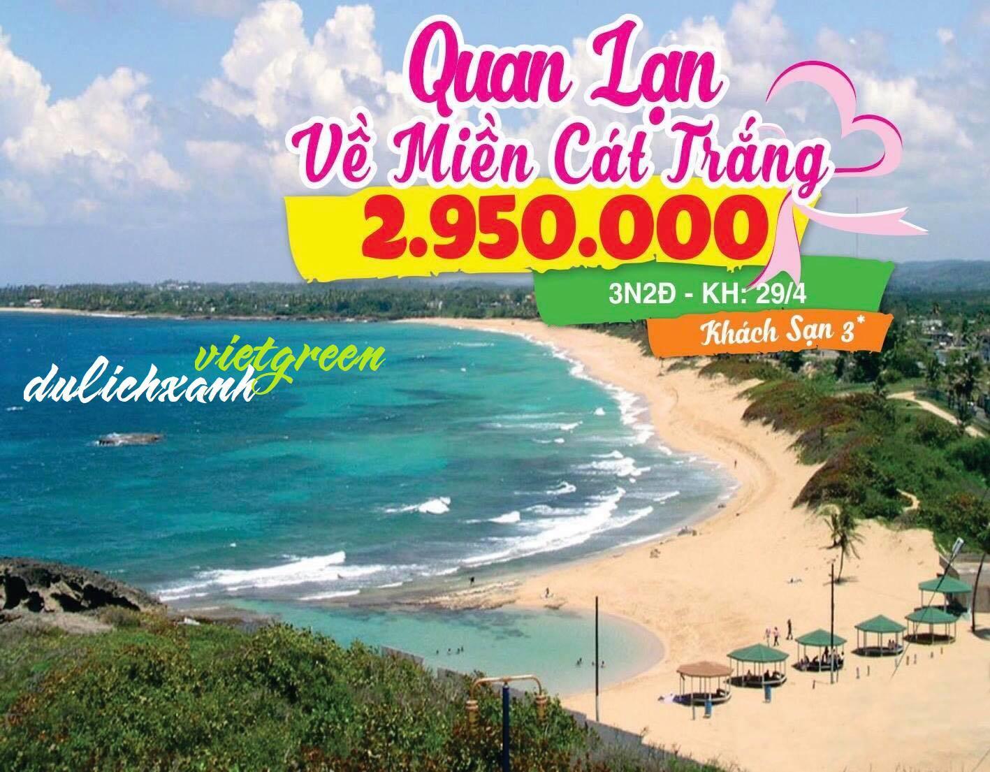Chính sách huỷ tour Du Lịch Xanh, Viet Green Travel