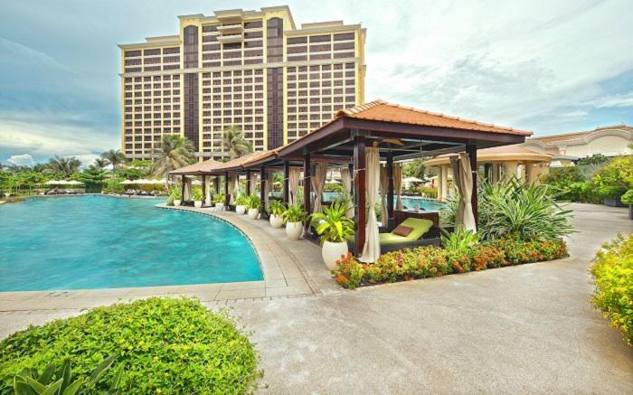 Voucher 2N1Đ nghỉ dưỡng Vũng Tàu tại The Grand Hồ Tràm Strip 5* chỉ 1.099.000Đ/khách