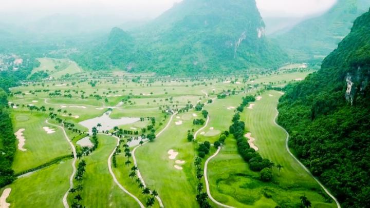 Sân Golf Phượng Hoàng - Phoenix Golf Resort