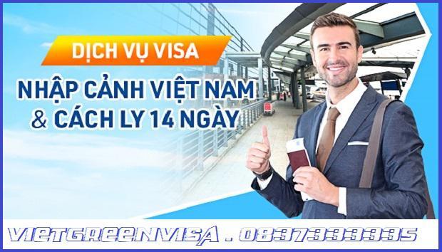 Dịch vụ đưa đón chuyên gia nước ngoài nhập cảnh Việt Nam