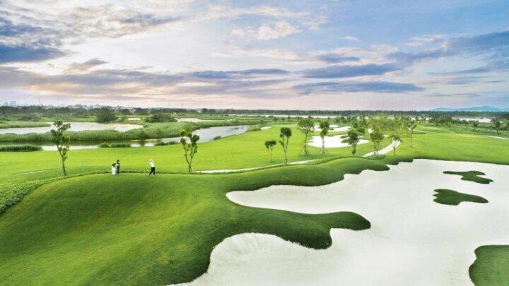 Vinpearl Golf Hải Phòng, Sân golf Vũ Yên