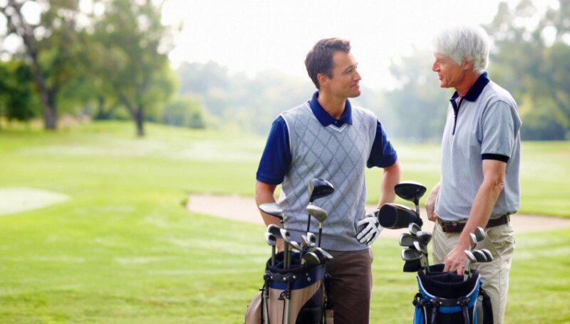 """Golf vẫn được coi là """"công cụ kinh doanh"""" cần có của giới doanh nhân"""