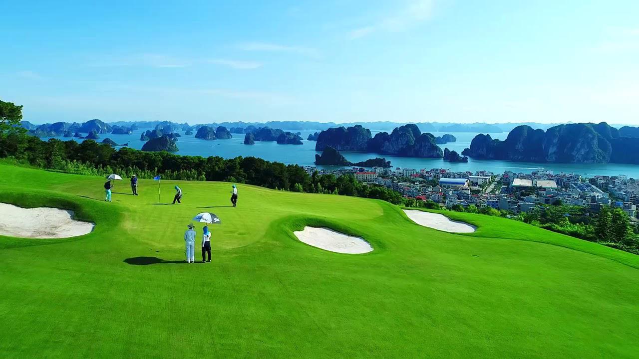 Khuyến mại đặt lịch chơi golf FLC Hạ Long Golf Links cùng Viet Green Golf