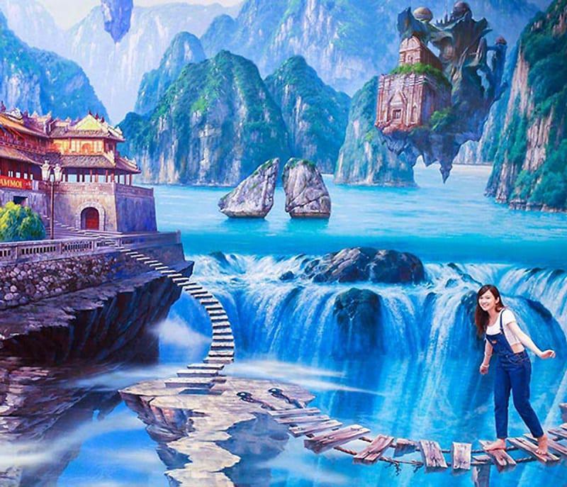 Thỏa thích sống ảo đẹp lung của bảo tàng tranh 3D Sài Gòn