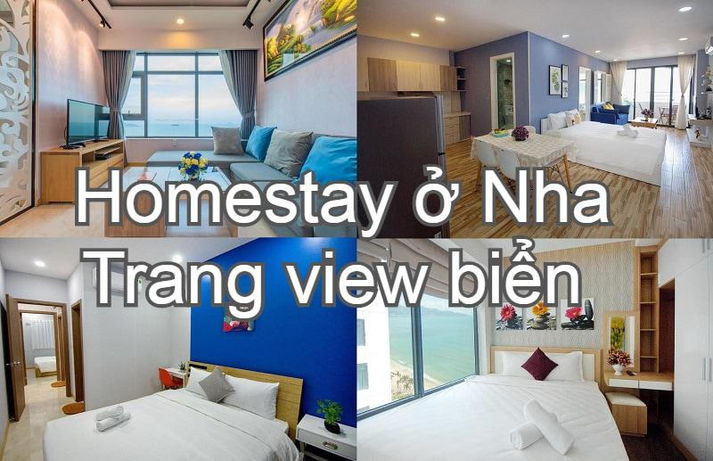 """15+ homestay đang hot nhất ở Nha Trang rẻ, gần biển lại hay """"cháy phòng"""""""