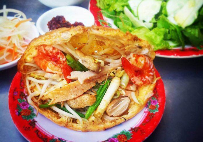 Top 7 quán bánh khoái ngon và nổi tiếng nhất tại Huế