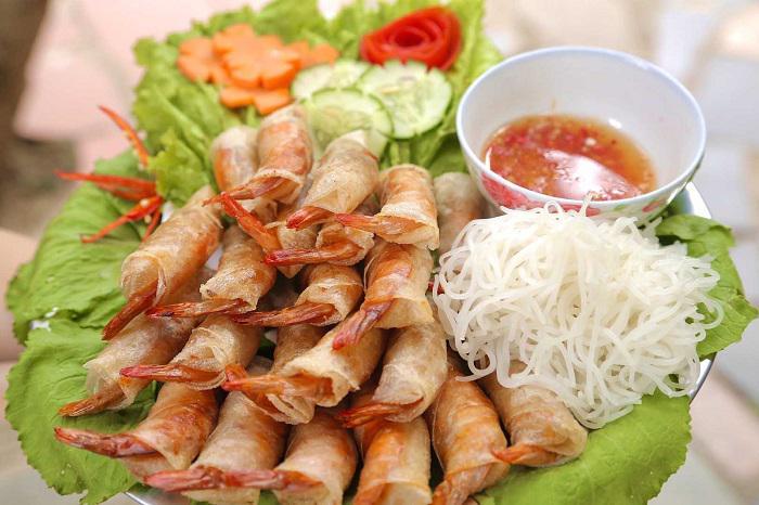 Đặc sản chế biến từ tôm làm mê mẩm tín đồ ẩm thực Việt