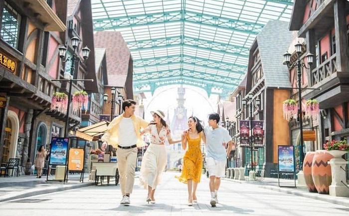 Phú Quốc United Center – Thiên đường giải trí hút hồn khách