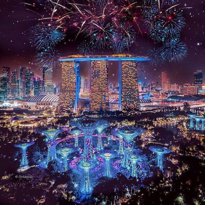 Tưng bừng với lễ hội suốt 12 tháng trong năm tại Singapore