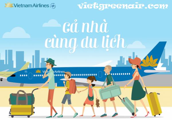 Vé máy bay Vietnam Airlines tháng 5, những chương trình khuyến mãi hấp dẫn