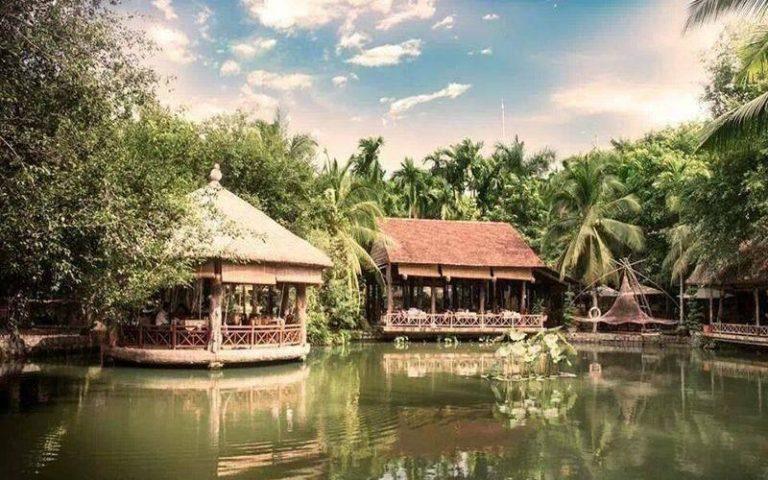 Địa điểm Teambuilding: Phương Nam Resort- Bình Dương