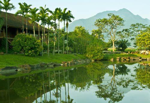 Family Resort Ba Vì- một địa điểm teambuilding lý tưởng