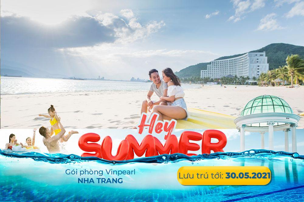 [Voucher Vinpearl Nha Trang] Ưu đãi đặt sớm 14 ngày, 2N1Đ phòng/Villa gồm ăn sáng tại Vinpearl Resort & Spa Nha Trang Bay