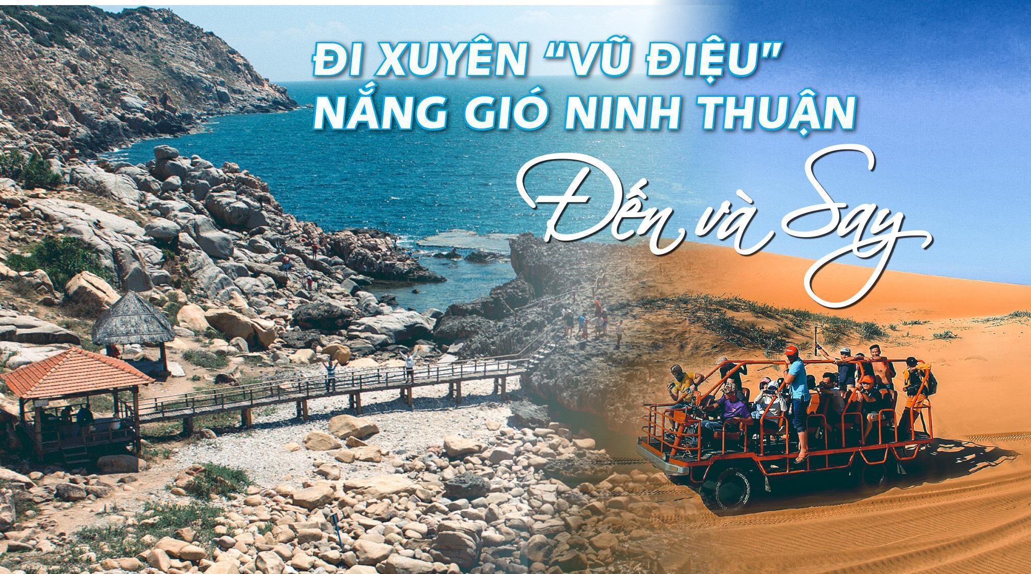 Hà Nội - Nha Trang - Mũi Né - Ninh Thuận 4 Ngày 3 Đêm Bay Vietnam Airlines
