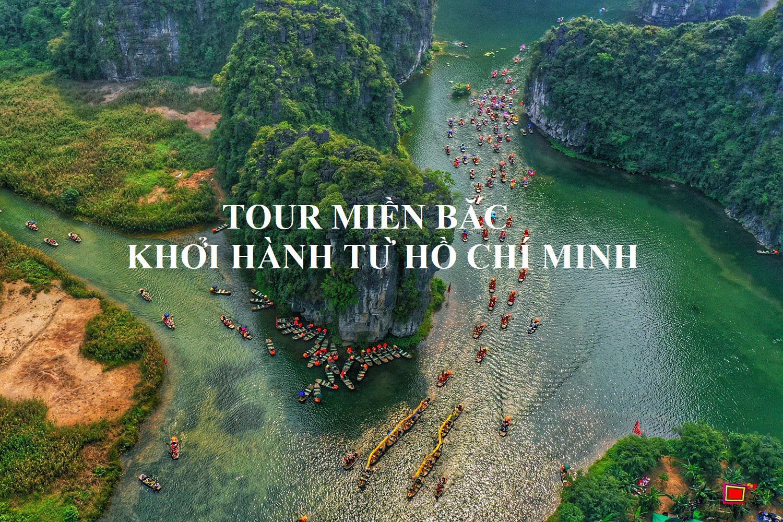 Hồ Chí Minh - Hà Nội - Bái Đính - Tràng An - Hạ Long - Yên Tử 4 ngày 3 đêm