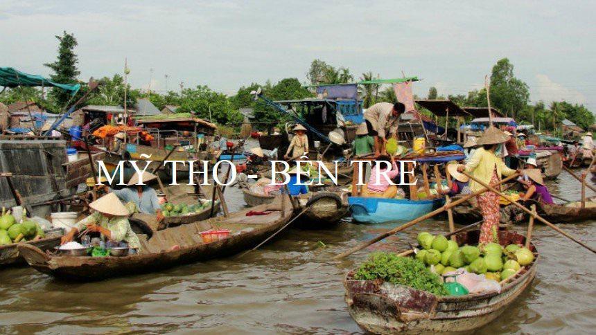 Hồ Chí Minh - Mỹ Tho - Bến Tre - 1 NGÀY